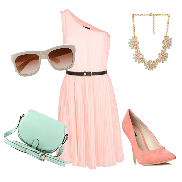 Petite Outfit Ideas Fun With Pastel On Easter Weekend