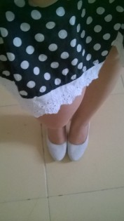 Lace Skirt for Petites