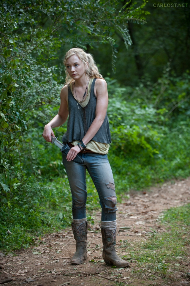 Petite outfit ideas: outfit inspired by Beth from Walking Dead